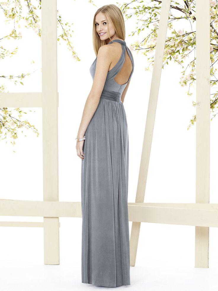 Social Bridesmaids Style 8147 Back http://www.dessy.com/dresses/bridesmaid/8147/