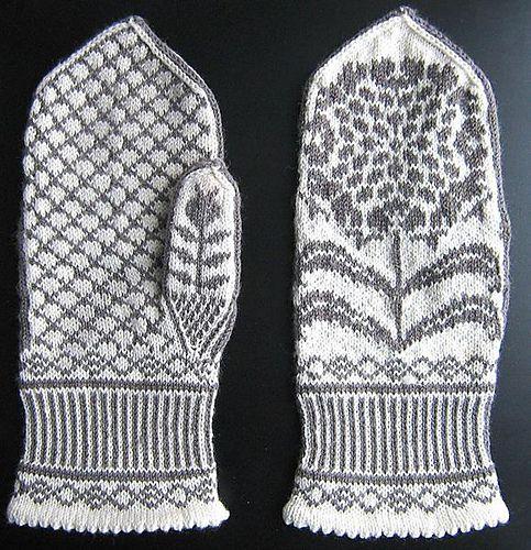 Knitting Pattern For Norwegian Mittens : 96 best images about Norwegian Knitting on Pinterest Fair isles, Knitting k...