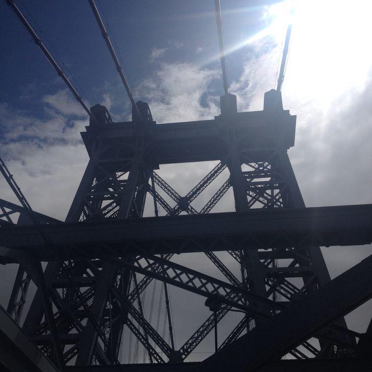 Brooklynbron, NYC, maj 2014.