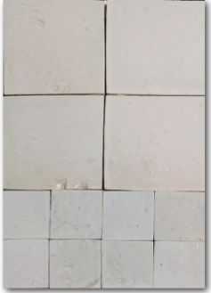 Superior From Our Tangier Collection. Hand Made Zellige Ceramic Tiles. TangerFliesen