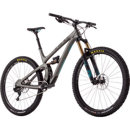 Unlike many of Yeti's Super Bikes that fall into their own specific category of use, the 2016 Yeti SB5.5 Carbon GX Complete Mountain Bike defies any attempt at categorization. It tackles watt-heavy climbs, gnarly drops, and techy terrain alike. Featuring 140mm of rear travel and kitted out head to toe in workhorse SRAM componentry, a dropper post, and DT Swiss hoops, this rig is ready to test the limits of what you though was possible.  We've already seen Yeti impose its Super Bike…