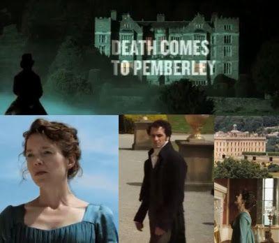 """'Death comes to Pemberley', la """"secuela"""" de 'Orgullo y prejuicio. BbcDeath. '"""