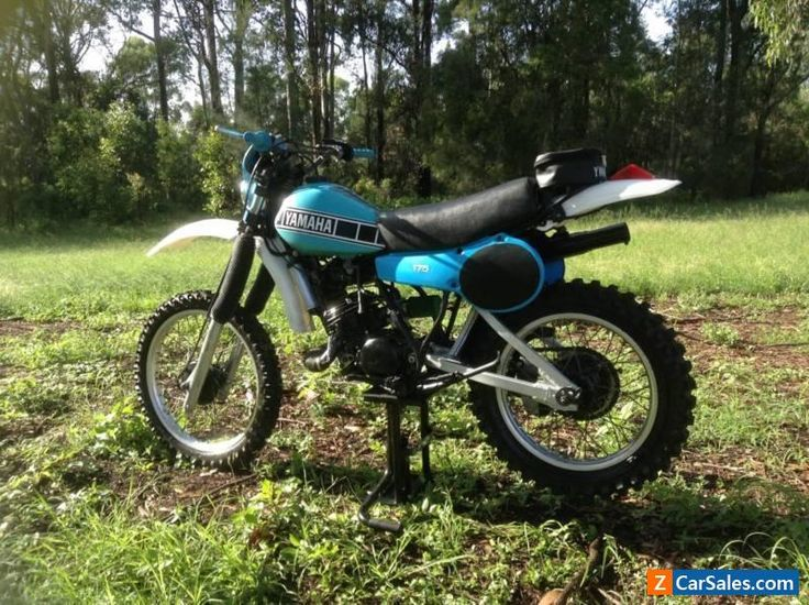 1980 YAMAHA IT175 VINTAGE VMX MOTORCROSS DIRT BIKE- RESTORED #yamaha #175it #forsale #australia