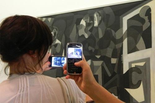 museogeeks en villégiature au Centre Pompidou - par Claire Solery