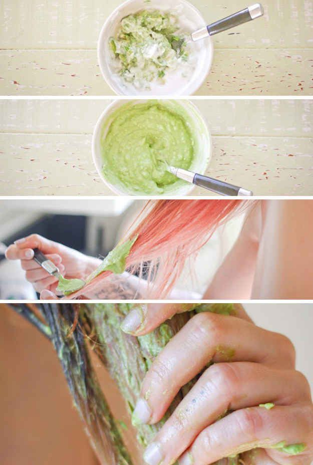 Turn it into a deep-conditioning hair mask. | 27 Next-Level Ways To Use Avocado