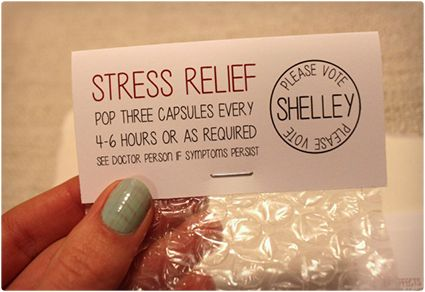 Coupon for anxiety wrap
