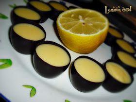 """Con estos vasitos de chocolate rellenos de esta típica crema inglesa llamada """"Lemon curd"""", dimos ayer la bienvenida a S.M. el rey Baltasar q..."""