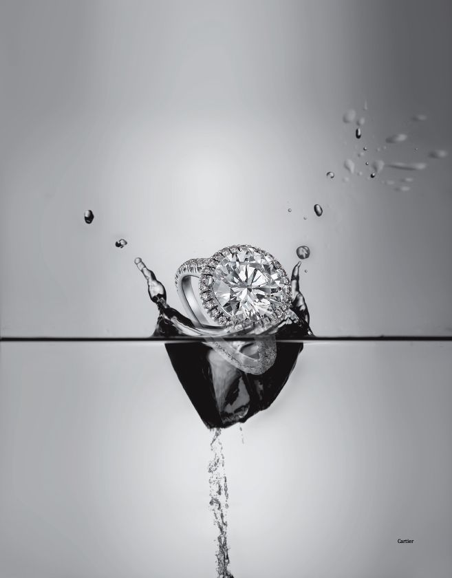 Jewels: DROPS. Cartier ring. #jewels #drops #Cratier #ring @Cartier #fashion #look #style #wedding #bride #ideas