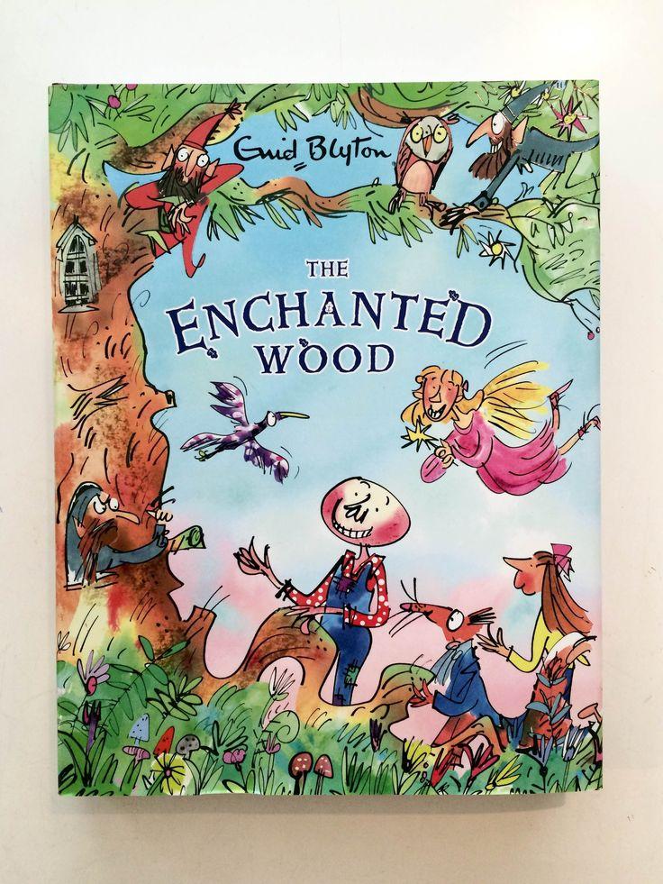 The Enchanted Wood // Enid Blyton