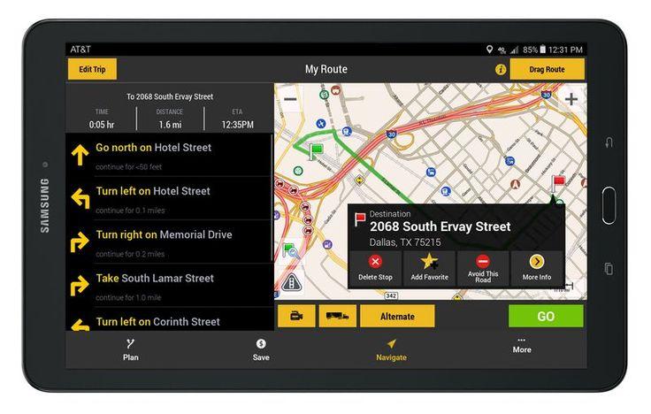 #Móviles #Motor #camiones ONE20, app con contenidos y navegación especializada para conductores de camiones grandes