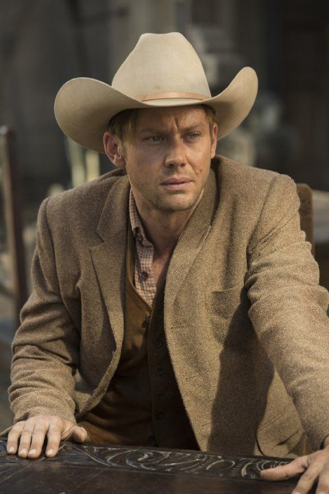 Jimmi Simpson in Westworld (2016)