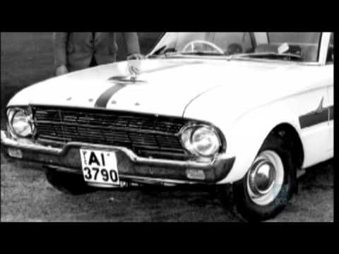 Steam Powered 1963 Ford Falcon - Ted Pritchard of Caufield Vic
