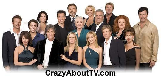 The Bold and the Beautiful Soap Opera Cast