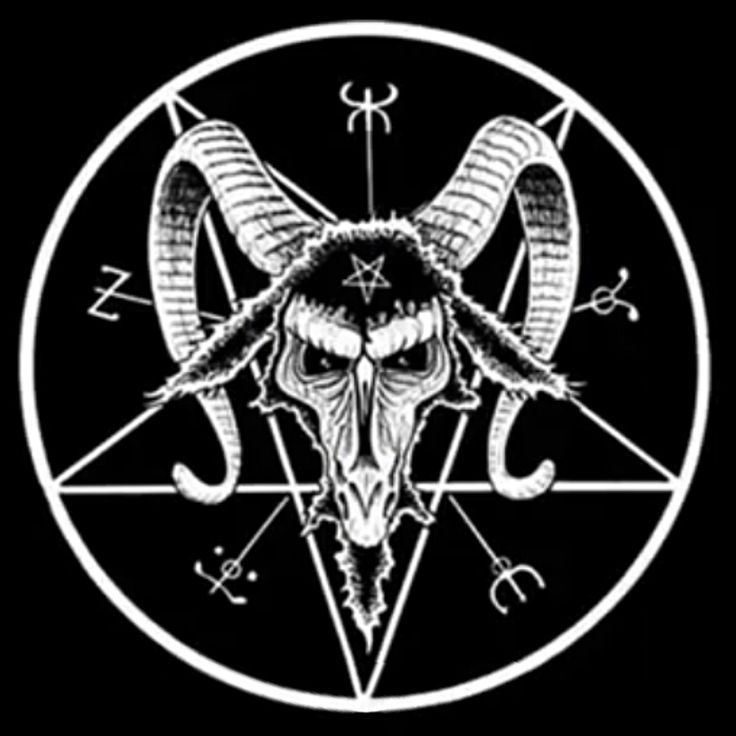 23 Best Baphomet Images On Pinterest Baphomet Demons And Devil
