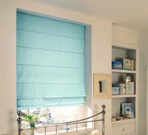 110 best Blue Blinds images on Pinterest Shades Roller blinds and
