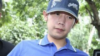 Thai fugitive Red Bull heir Vorayuth in Singapore