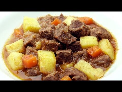 Patates Kebabı Tarifi - YouTube
