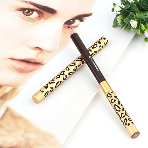 Familybuy Doubleend Waterproof Eyebrow Pencil Automatic Pro Makeup Eyebrows Set With Eye Brow Comb Brush Brown -- Want to know more, click on the image.
