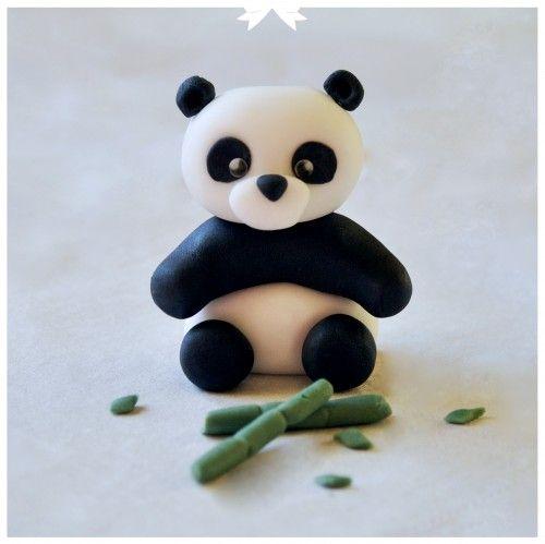 Tutorial: il panda - Cake
