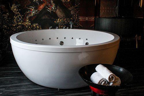 Hotel Mainport Rotterdam, un baño de experiencias