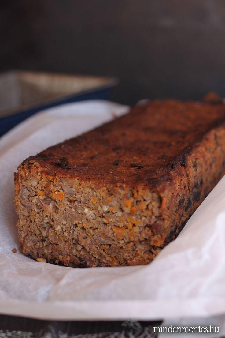 Lencse vagdalt izgalmas, zelleres, diós, citrusos ízvilággal: főzelékhez feltétnek, reggelire, ebédre, vacsorára is. Gluténmentes, vegán, IR-barát recept.