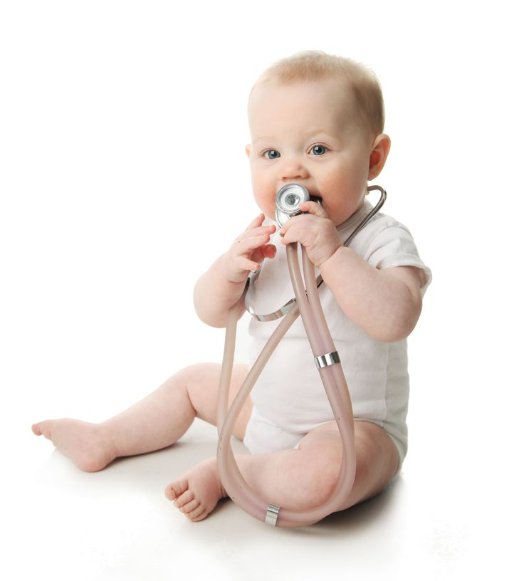 Baby doctor at Pediatric Surgical Association. http://goo.gl/2ez9uw