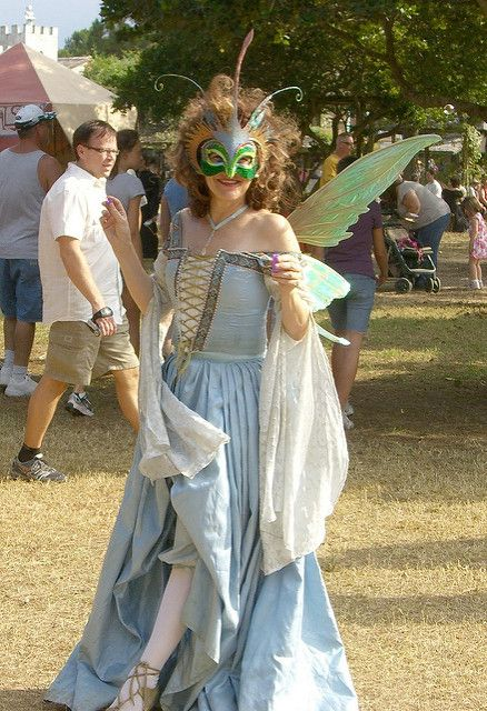 Green Fairy, Titania Wings | Flickr - Photo Sharing!