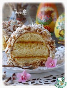 """Десерт """"Париж-Монако-Нью-Йорк"""" - кулинарный рецепт"""