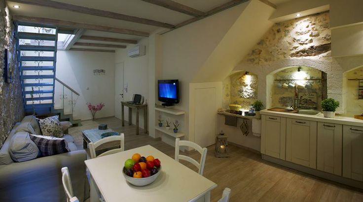 CASA MAISTRA Charming studios and apartments #Greece #Crete #Rethymnon #Guestinn