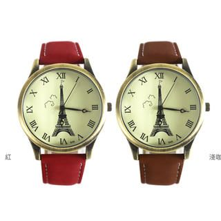 Genuine Leather Strap Watch from #YesStyle <3 Cuteberry YesStyle.com
