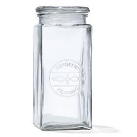 Country Classic Glass Canister -1.7 litre