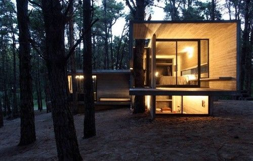 The JD House, Mar Azul, Argentina.