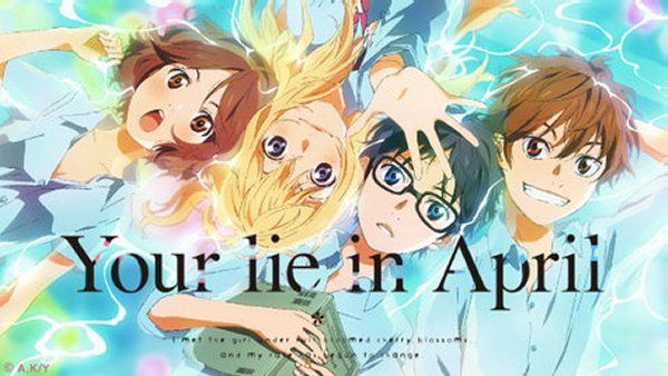 Your Lie In April (Subbed) - OnlyEmbed