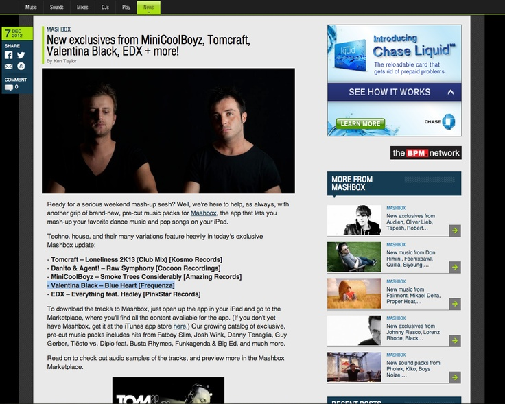 http://news.beatport.com/blog/2012/12/14/new-exclusives-from-morgan-page-stefan-dabruck-valentina-black-ivan-masa-more/