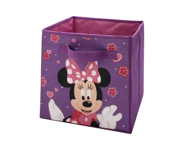 Minnie Toy Storage Bin