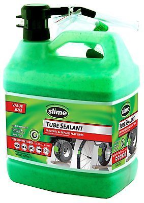 Puncture Repair 177845: Slime 10162 Tube Tire Sealant, 1 Gallon -> BUY IT NOW ONLY: $30.48 on eBay!