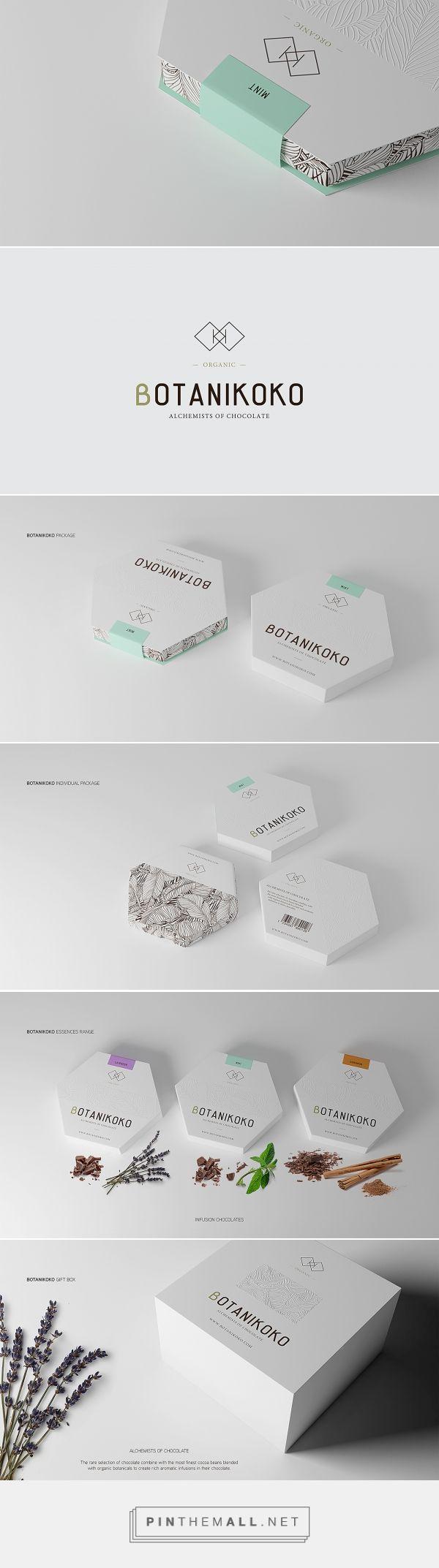 BOTANIKOKO Chocolate Packaging by Pedro Sousa | Fivestar Branding Agency – Design and Branding Agency & Curated Inspiration Gallery #chocolatepackaging #packaging #packagingdesign #packagedesign #design #designinspiration