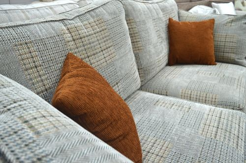 Alstons Upholstery Avignon Grand Sofa - Reduced from £1,199 to only £999!