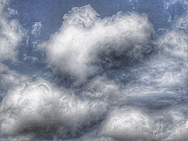Nik day 3 'clouds'