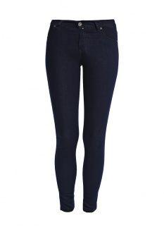 Джинсы F5, цвет: синий. Артикул: FF101EWDKJ78. Женская одежда / Джинсы / Зауженные джинсы