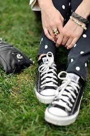 Casual footwear...