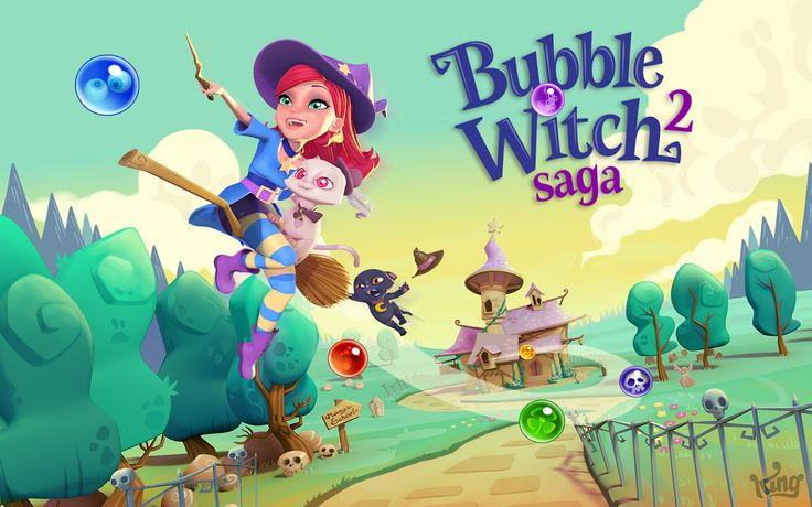 This post has already been read 8 times!Download Bubble Witch 2 Saga APK [Latest] Description Release the magic From the makers of Candy Crush Saga, Bubble Witch Saga & Farm Heroes Saga comes Bubble Witch 2 Saga! It's Bubble Bouncing Magic Stella and her cats need your help to fend off the dark spirits that…