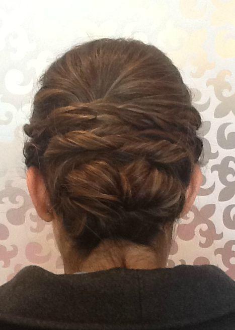 Hair by Stacia Sine Qua Non Lakeview #updo #hairstyle #beauty #salon #sinequanonsalon #chicagosalon