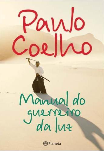 Capa O Manual do Guerreiro da Luz - Paulo Coelho
