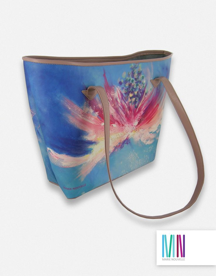 Flower's Whispers vacation bag