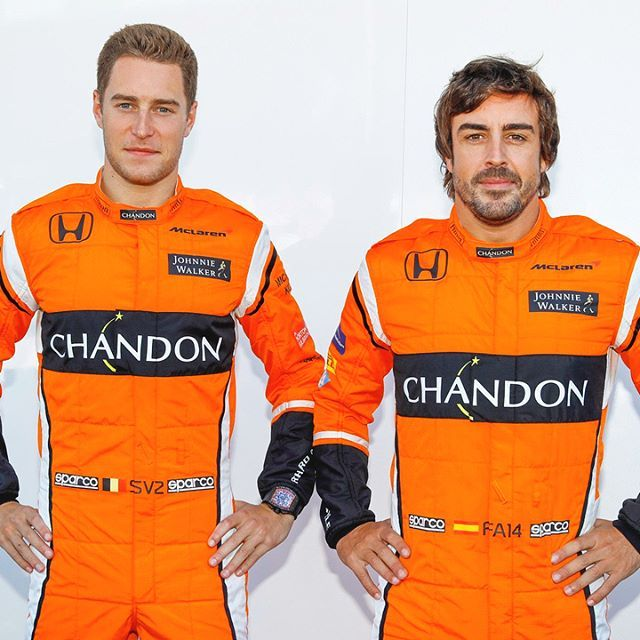 Vandoorne says, not a good weekend for us. #vandoorne #stoffel #alonso #fernando #mclaren #honda #monza #italygp #f1 #formulaone