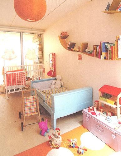 adorable girl's room. chambres d'enfants a' paris 1