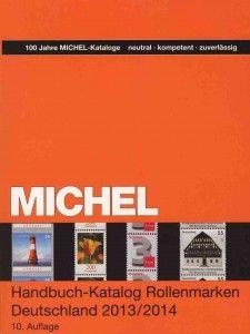 In der DBZ besprochen: Michel Handbuch-Katalog Rollenmarken