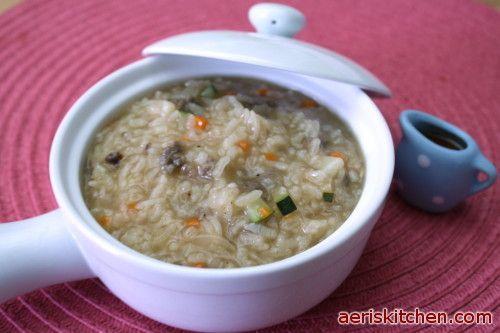 Beef & Vegetable Juk | Aeri's Kitchen | Cooking Korean Recipes & Food
