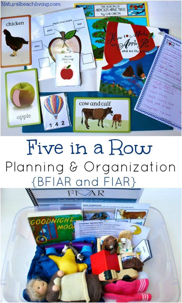 How to Plan Five in a Row for Successful Homeschooling